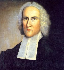 portrait of Jonathan Edwards