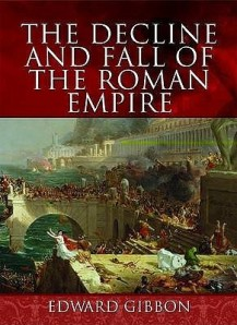 cover of Gibbon's History of the Decline and Fall of the Roman Empire