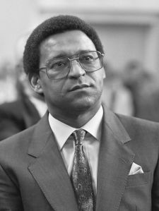 Allan Boesak in 1986
