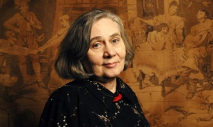 Pulitzer Prize-winning author Marilynne Robinson