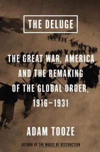 Cover of the book The Deluge by Adam Tooze