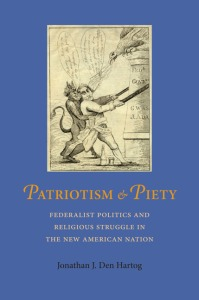 Book cover of Patriotism and Piety