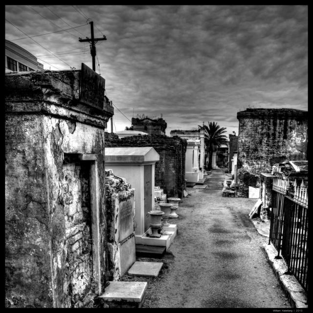 cemetery medium