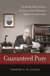 book cover of Guaranteed Pure by Timothy Gloege