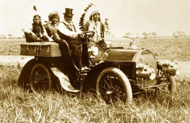 Geronimo Cadillac