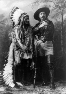 Sitting Bull Buffalo Bill
