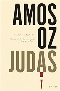book cover of Judas by Amos Oz