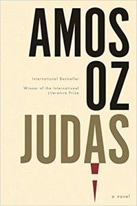 book cover of Judas by Amos Oz
